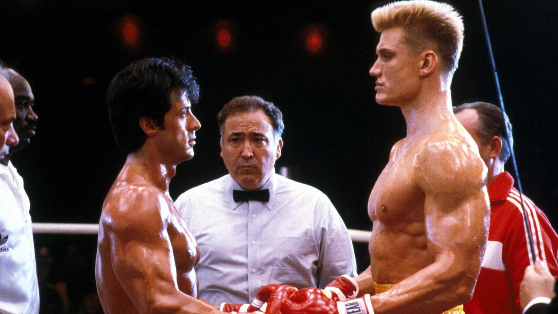 Rocky IV – El summun….