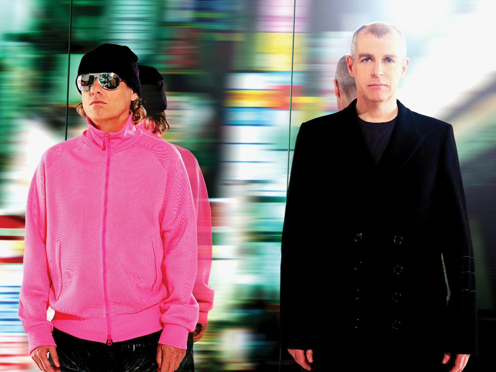 Francisco J. Barbero: «Pet Shop Boys. Plural»