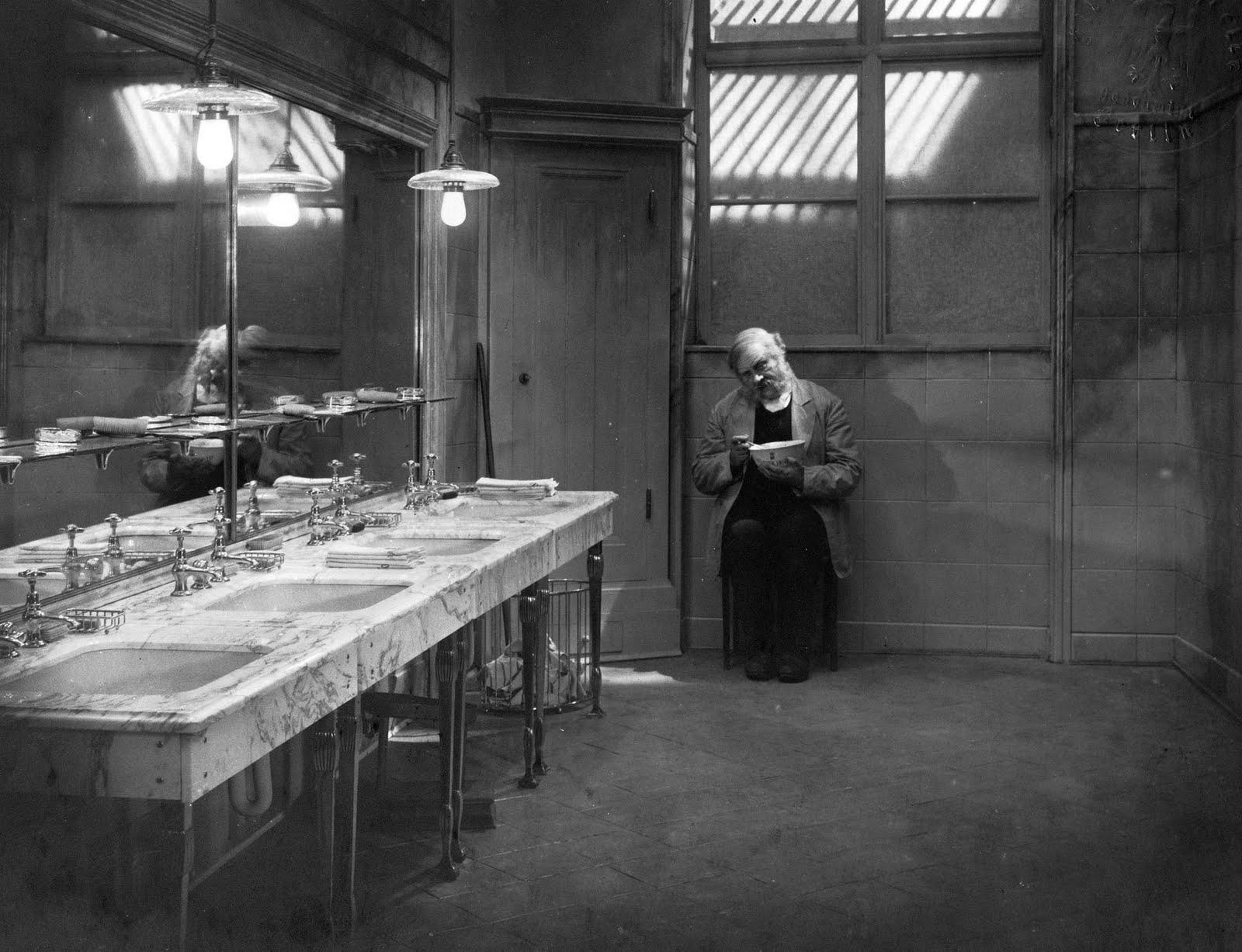 El Último – Murnau da vida a la cámara