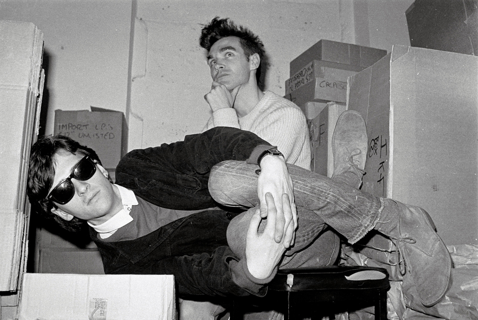 «The Smiths», debut soñado (V)