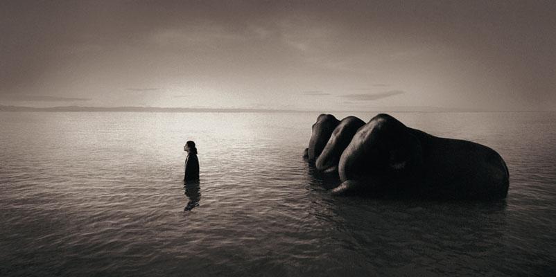 La felicidad se encuentra bajo el agua: «Ashes and Snow» de Gregory Colbert