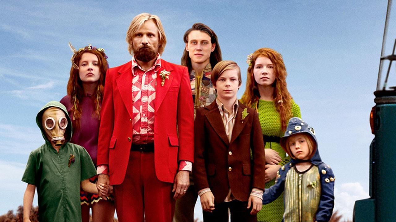 Captain Fantastic – Los asilvestrados de Viggo Mortensen