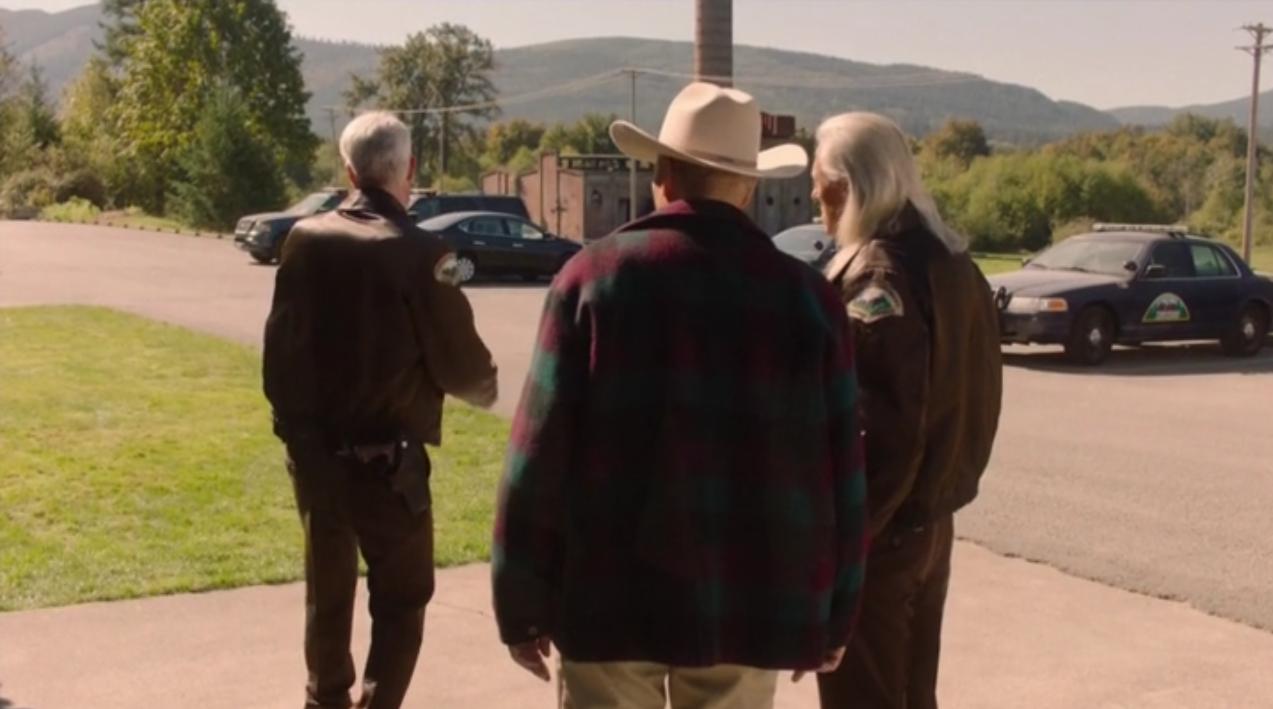 Twin Peaks. Temporada 3. Episodio 9: luz