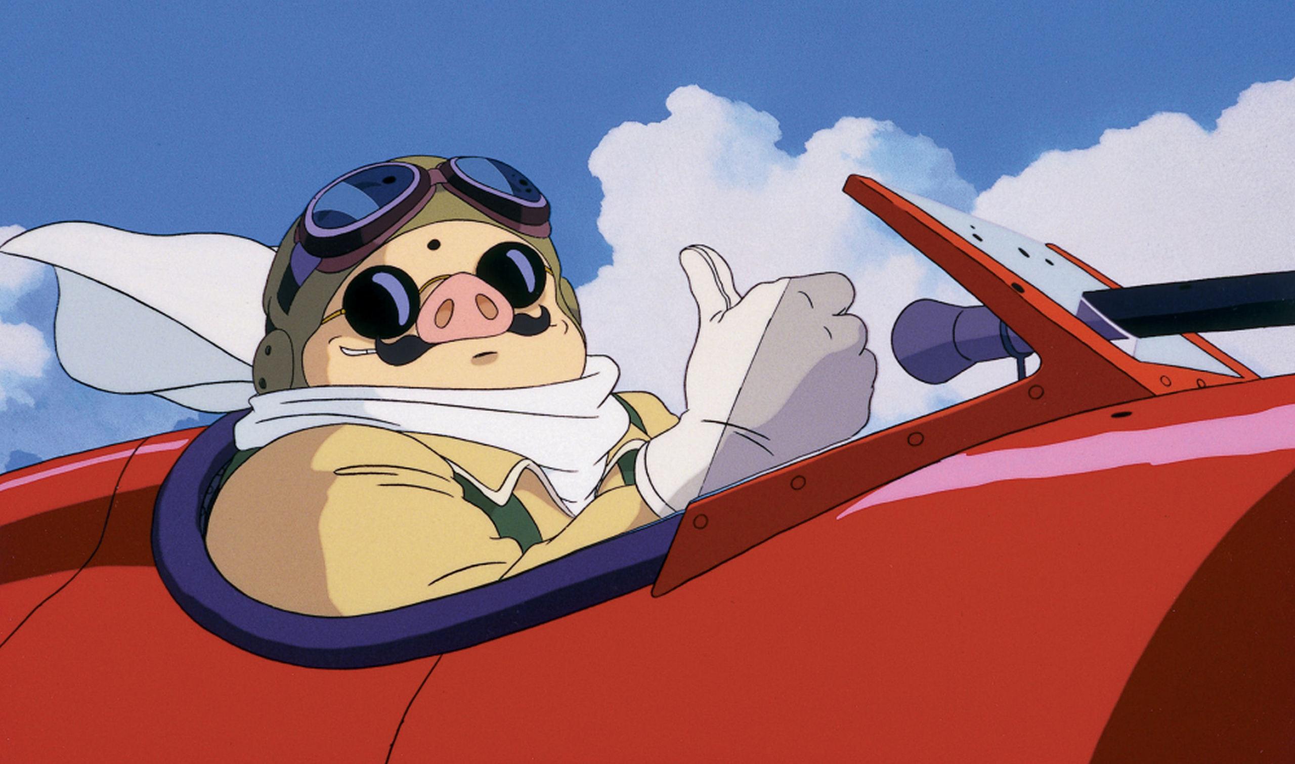 Porco Rosso – Ghibli da el salto al mundo