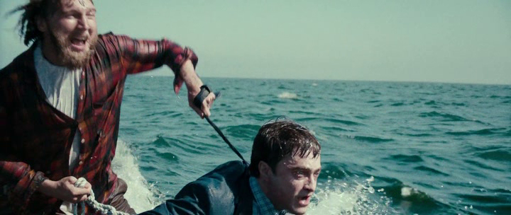 Swiss Army Man – Harry Potter tiene gases