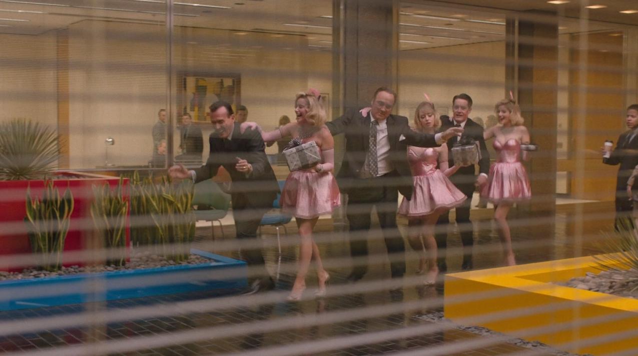Twin Peaks. Tercera temporada. Episodio 13: ¡¡¡guión, guión, guión!!!
