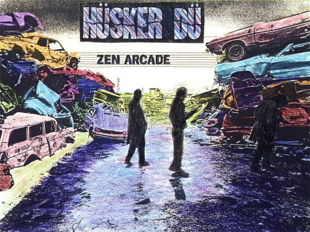 «Zen Arcade», el sueño recurrente de Hüsker Dü (I)