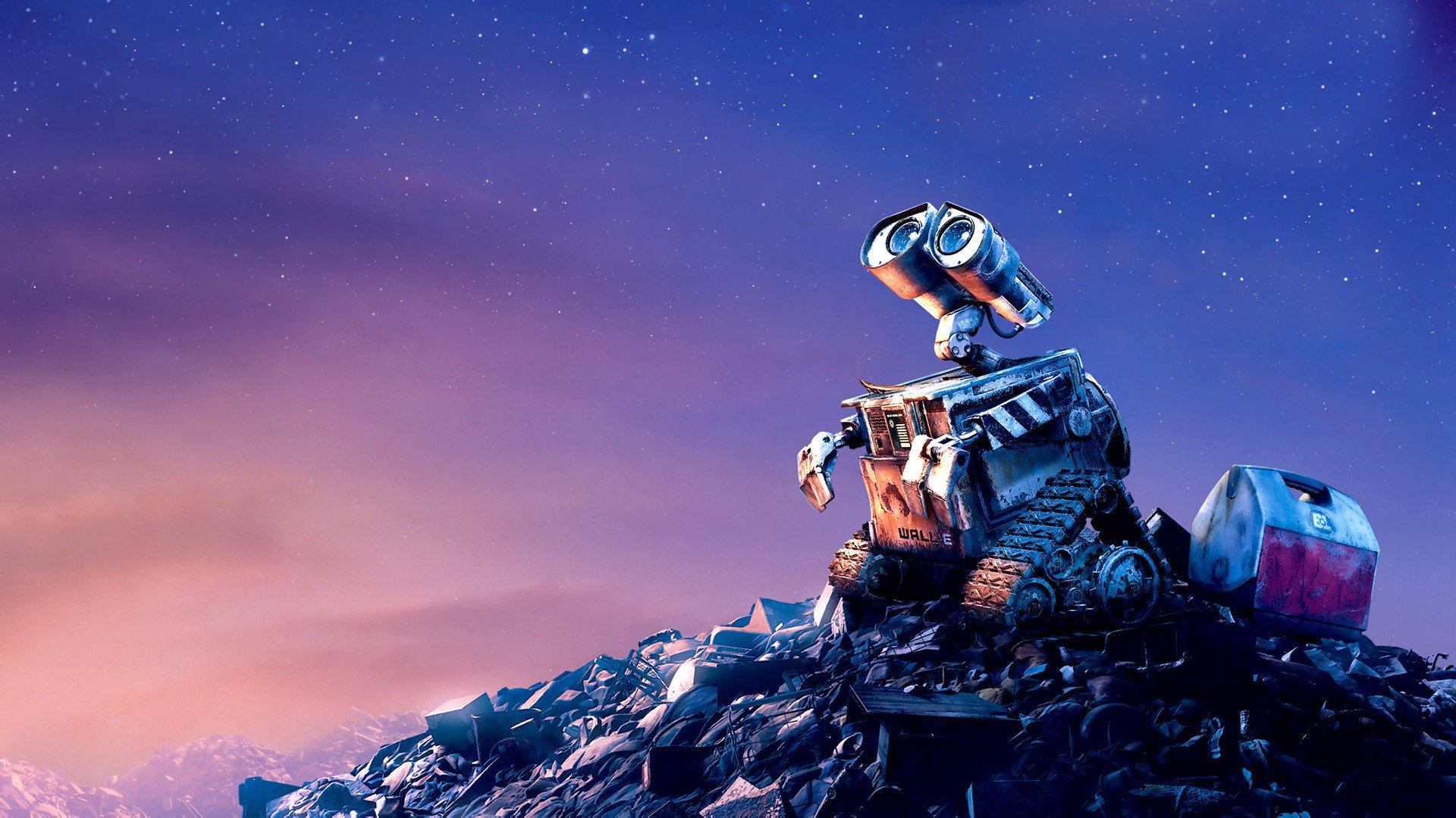 Wall-E: una comedia (musical) ecológica