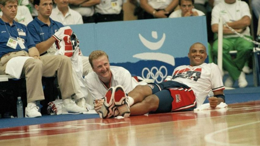 «Dream Team» de Jack McCallum, una joya del baloncesto