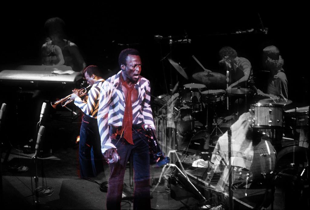 Presentación de «Miles Davis. El Big Bang oceánico»
