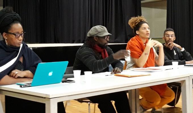 Artistas e intelectuales reclaman que el arte represente la realidad de los afrodescendientes en Europa