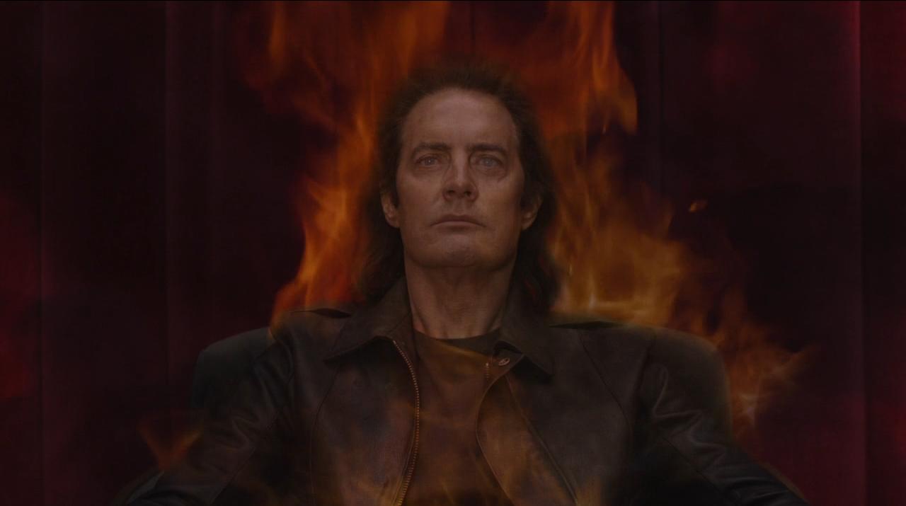 Twin Peaks. Temporada 3. Episodio 18: prólogo