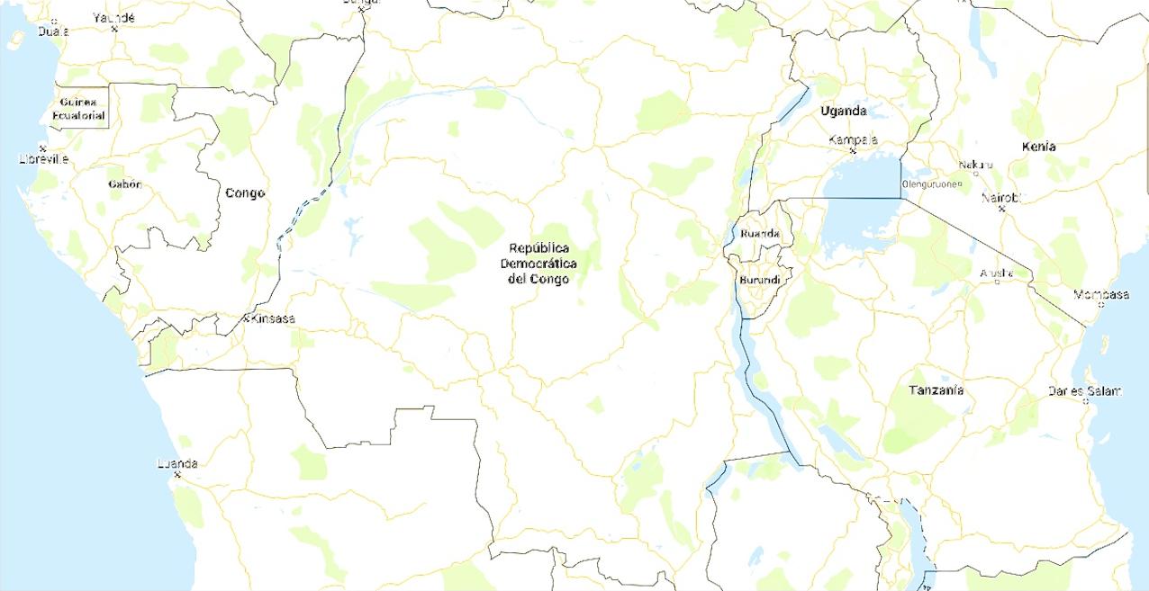 El Congo (V): La desintegración de Zaire