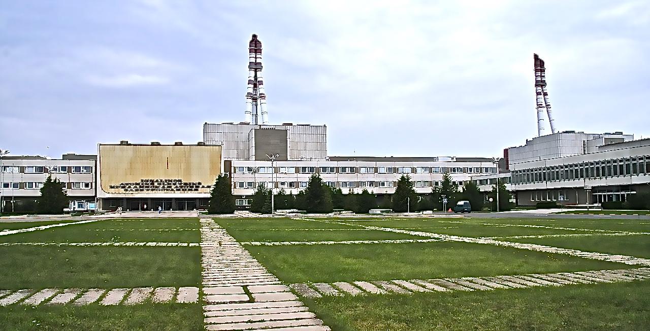 Peligro nuclear en Lituania (junio de 2002)