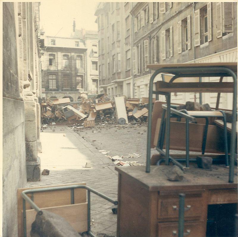 Mayo del 68. Treinta años de la revolución de los graffiti