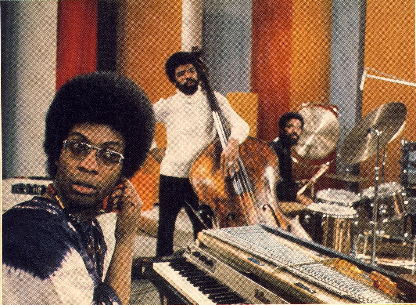 Herbie Hancock, el sonido Mwandishi y Kraftwerk