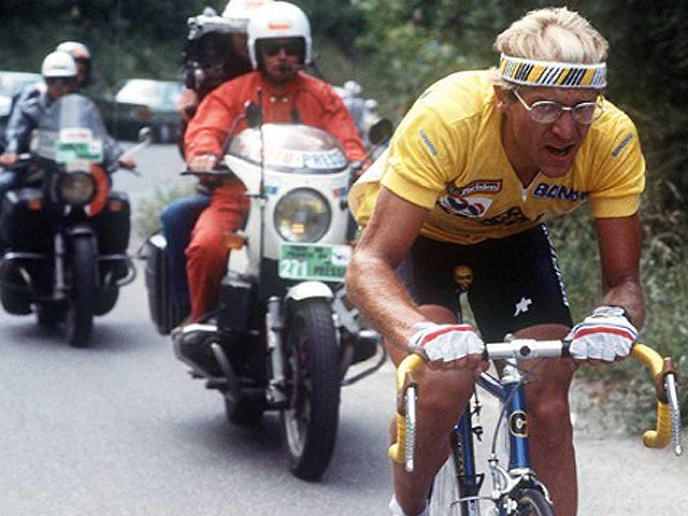 """""""Éramos jóvenes e inconscientes"""", de Laurent Fignon"""