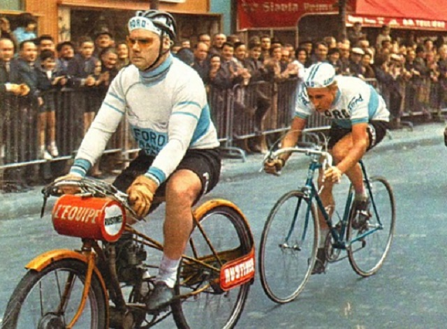 """La soledad de Anquetil"", de Paul Fournel"