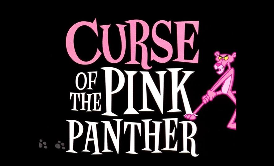 «La maldición de la pantera rosa» de Blake Edwards