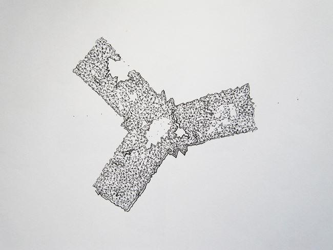 Exposición de Rubén Caruso: Dibujos