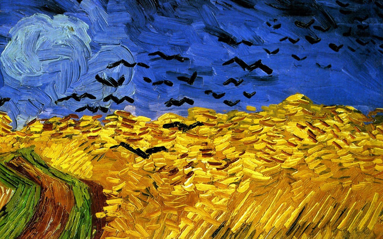 Sangre y óleos. Retrato de Vincent Van Gogh