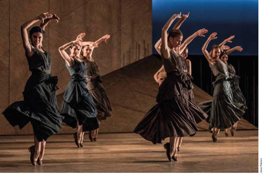 Quincena Metropolitana: el arte vivo de la danza