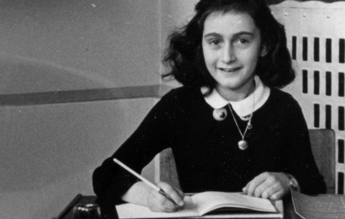 Ana Frank:  24 días antes de esconderse