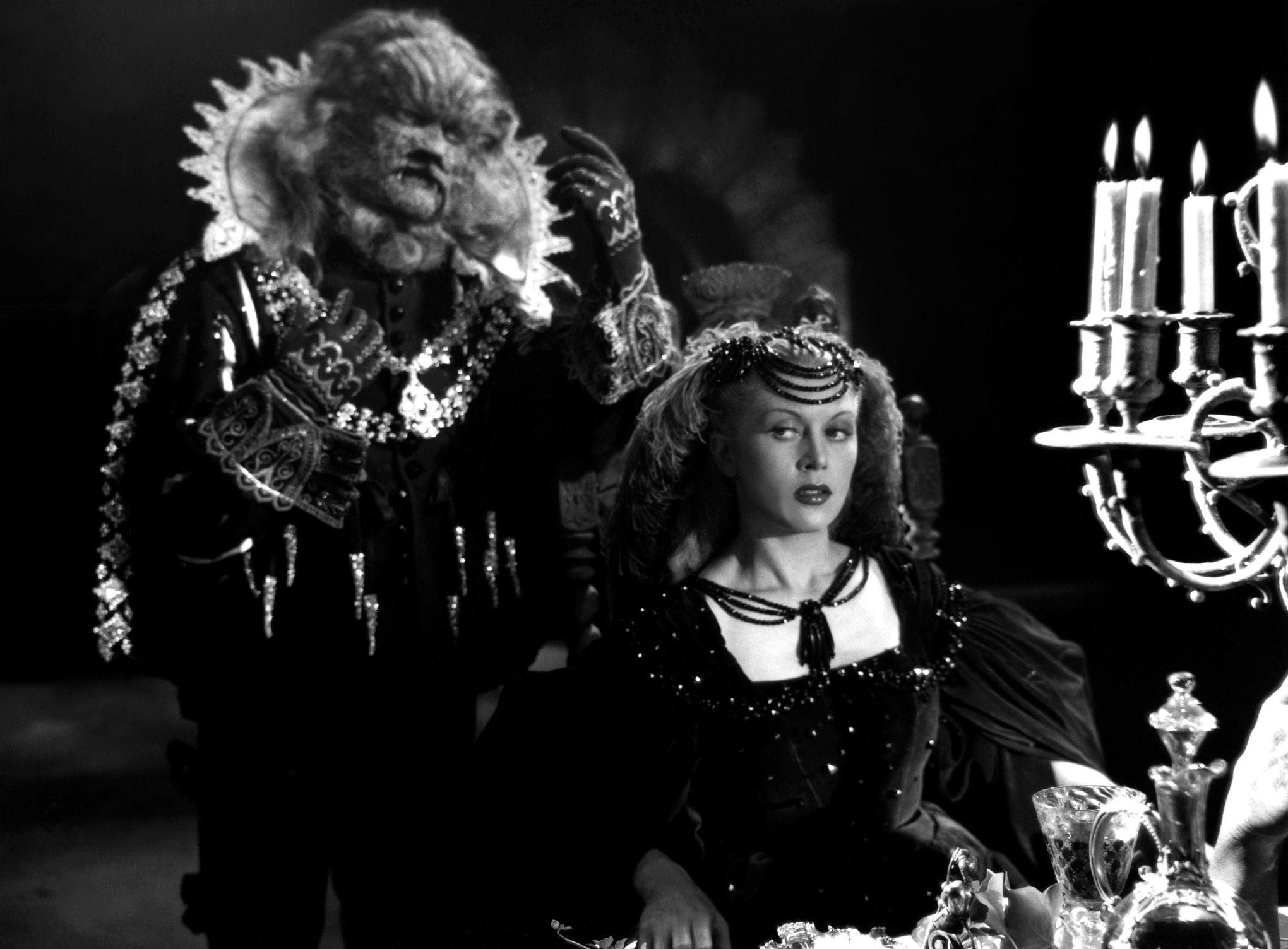 La Bella y la Bestia de Jean Cocteau