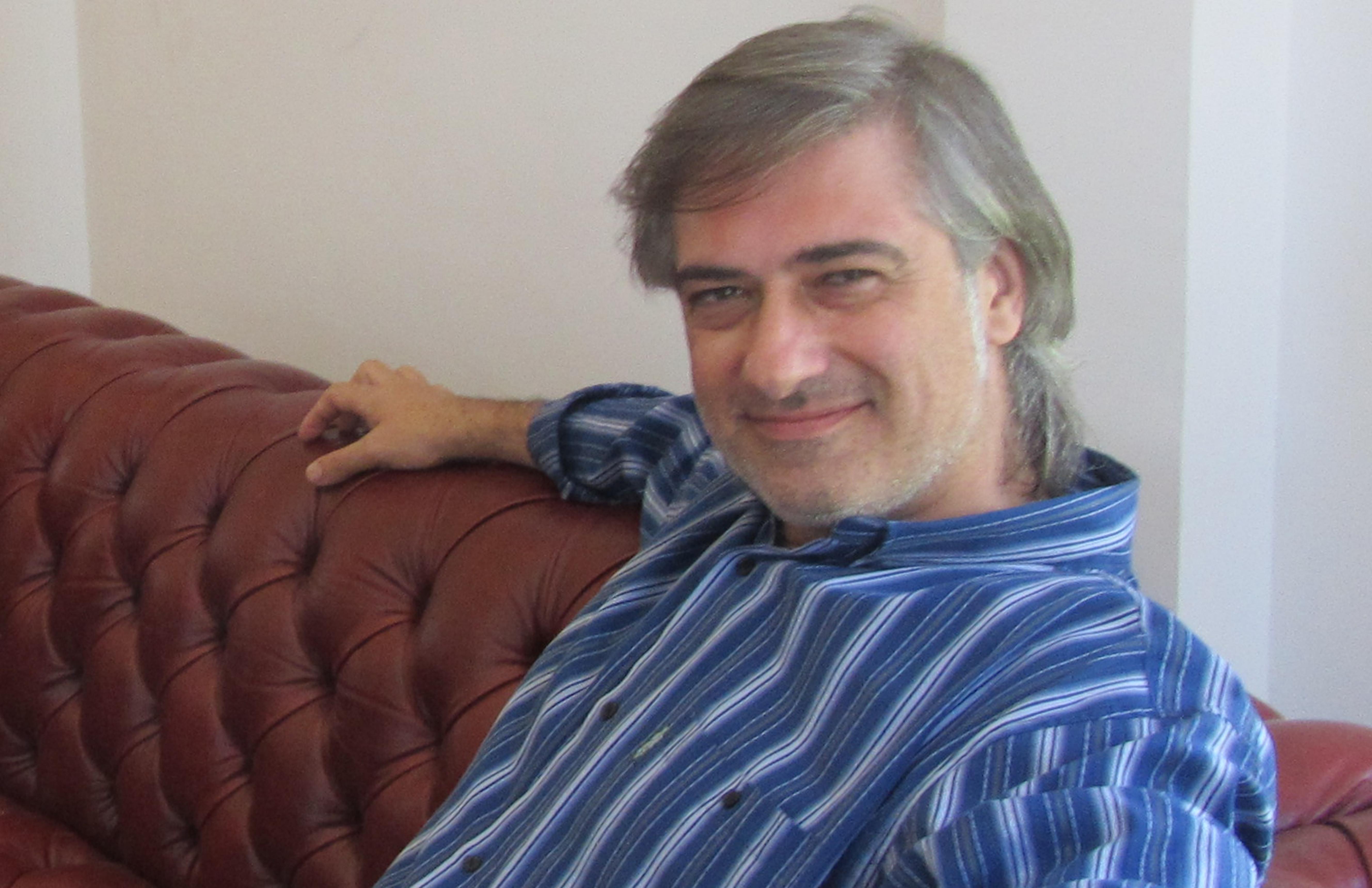 Teatro del Astillero. Una charla con Luis Miguel González Cruz