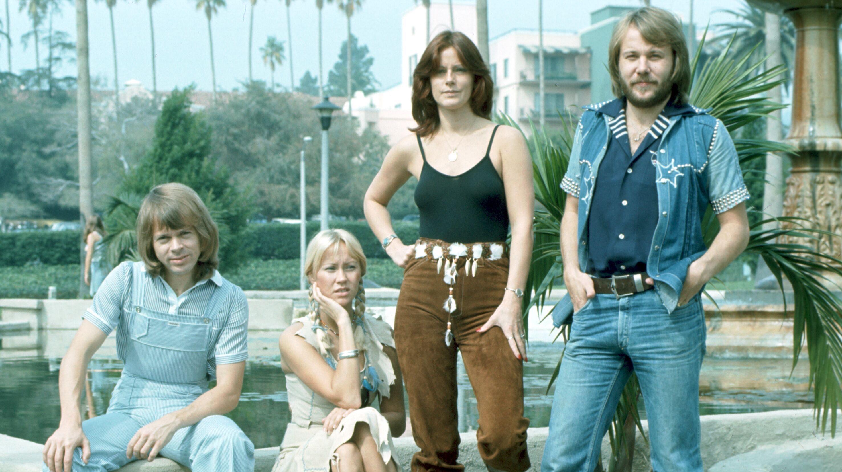 ABBA, los años mágicos (I)