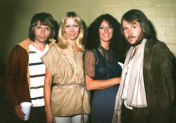 ABBA, los años mágicos (III)