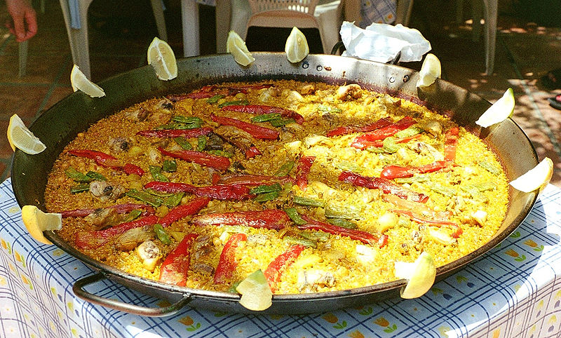 Paella Is Overrated