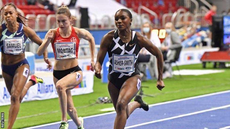Early indoor season performances by Blackheath & Bromley athletes