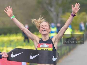 Marathon Success and More US Performances for Blackheath & Bromley athletes