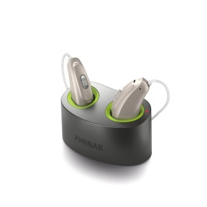 Packshot Mini Charger with Audeo B-R