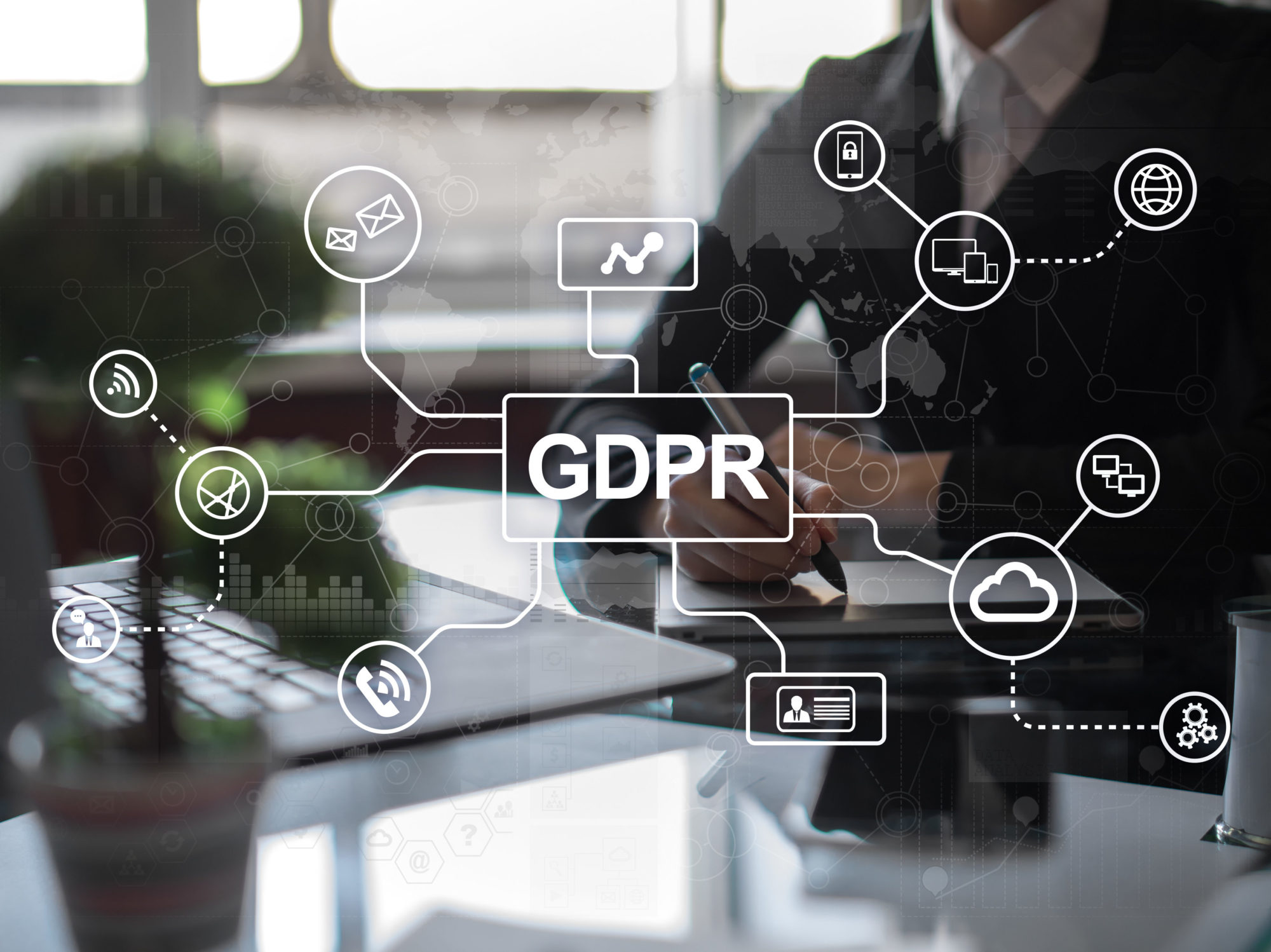 GDPR compliance support