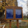 Oak Noticeboards