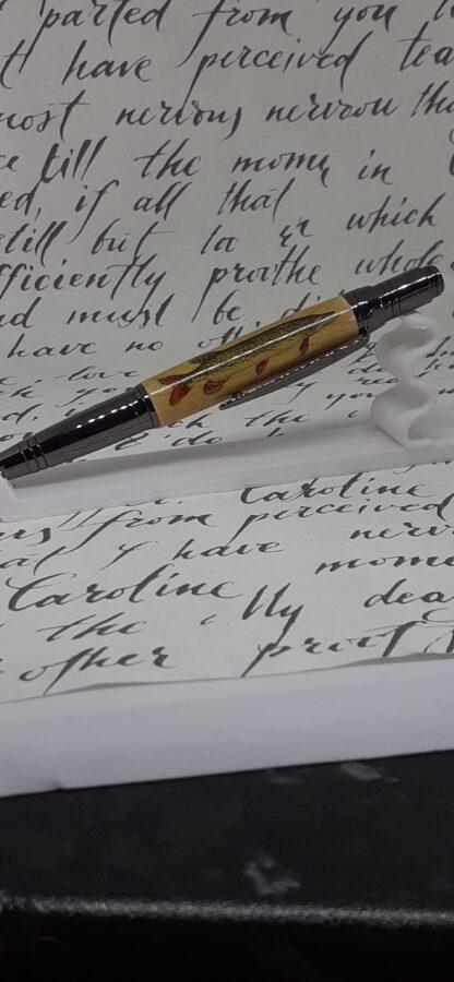 anglers pike pen