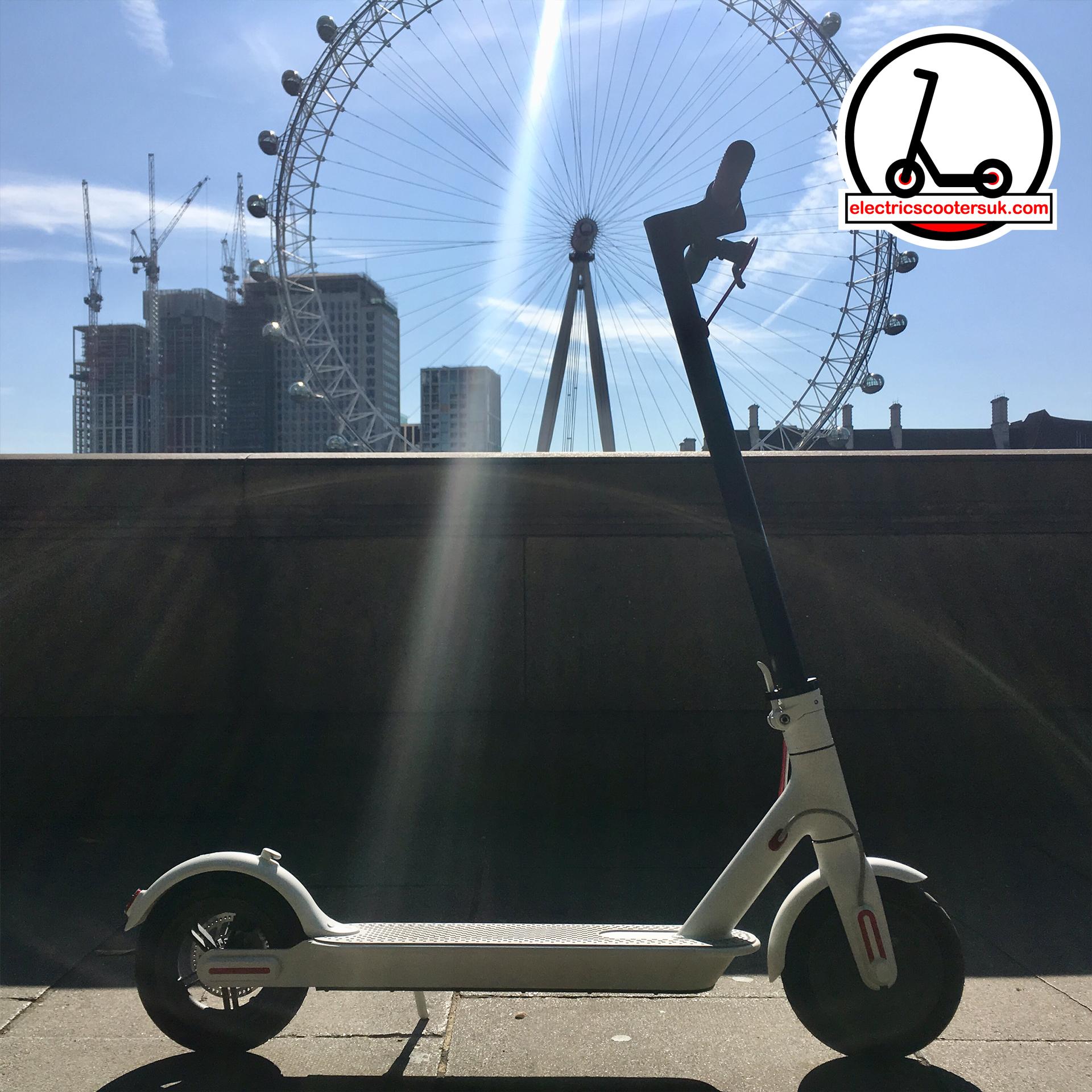 Xiaomi Mijia by the London Eye
