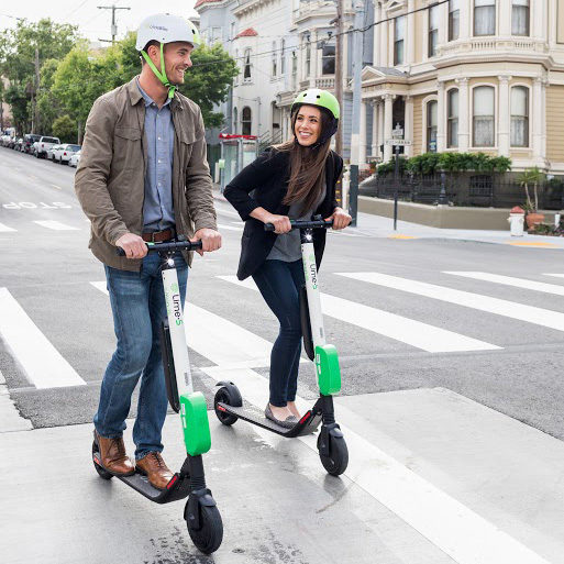 Lime Scooters coming to the UK