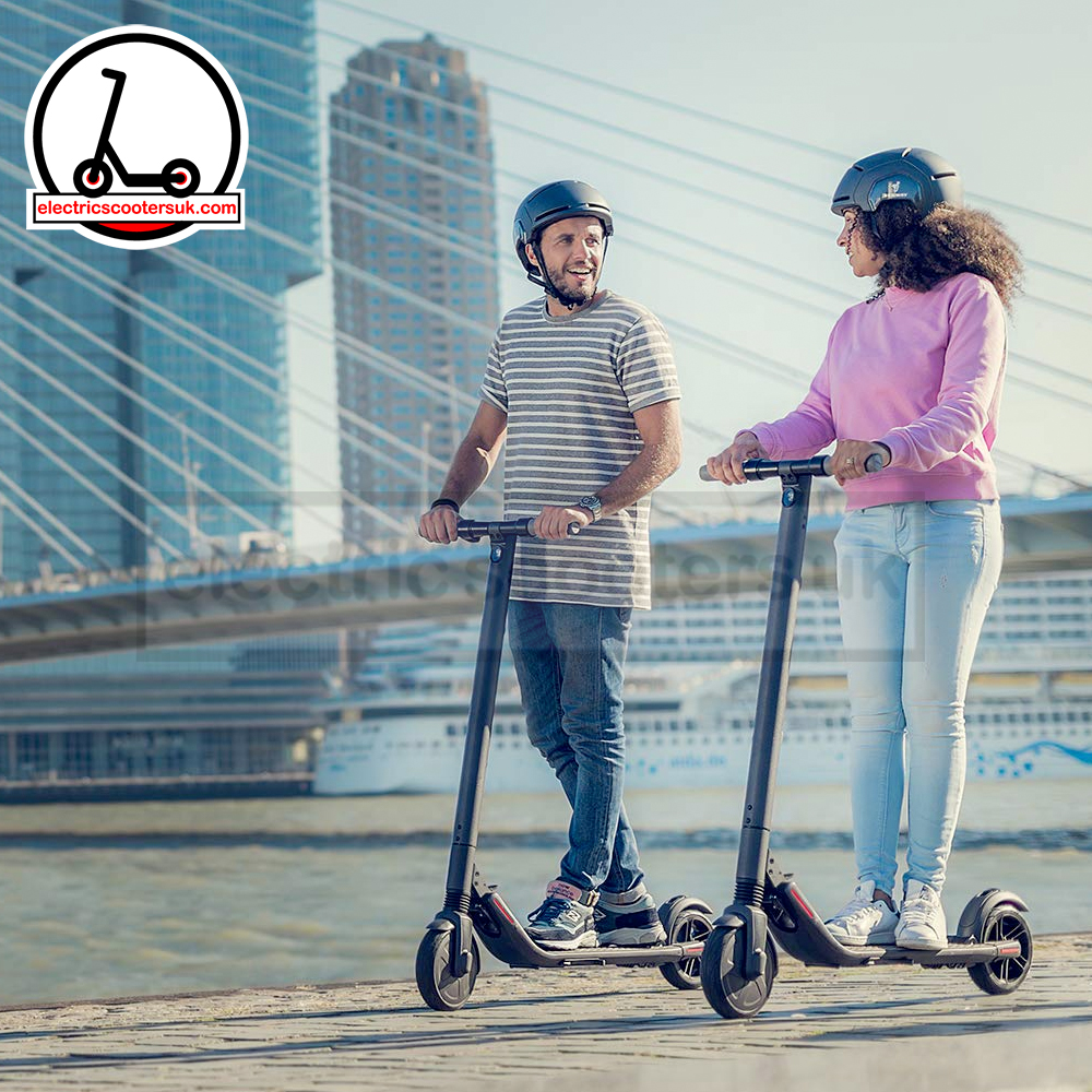 Ninebot by Segway Kickscooter ES2 - couple