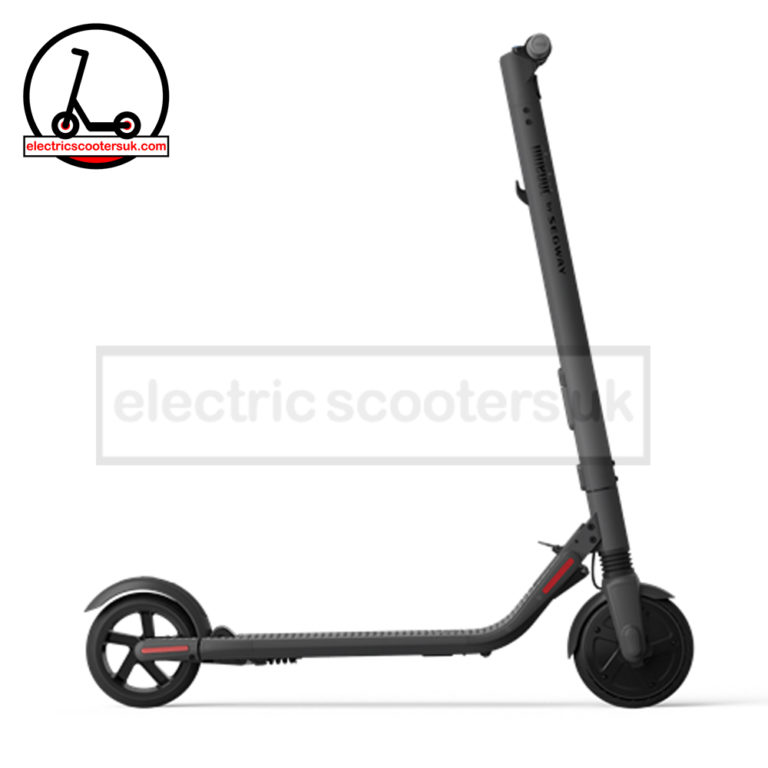 Ninebot by Segway Kickscooter ES2 - side - side 2