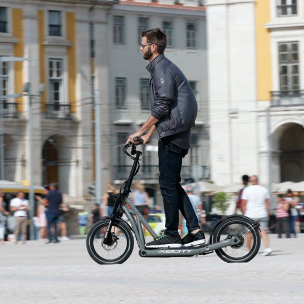 Electric Scooters ready for the roads