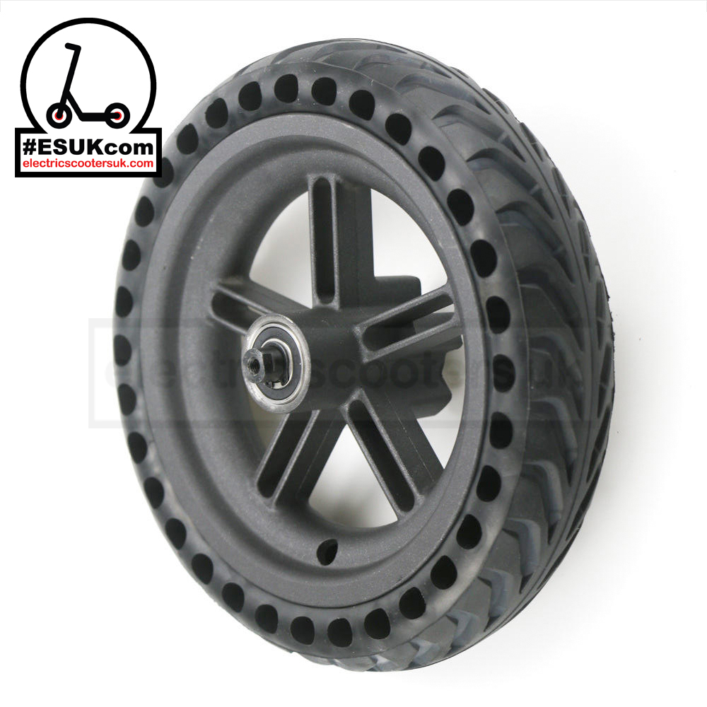 M365 Solid Tyre with Wheel Hub