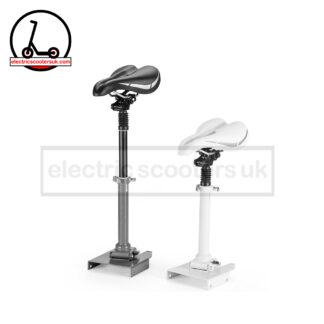 M365 Adjustable Seat Black and White
