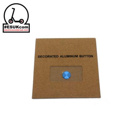 M365 Button Sticker - Aqua Blue