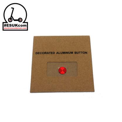M365 Power Button Sticker