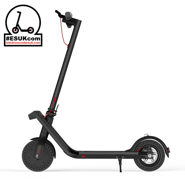 ESUK T1 Electric Scooter Side