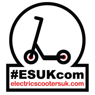 Electric Scooters UK Logo Big