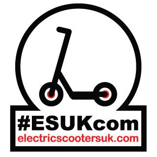 Electric Scooters UK Logo Big